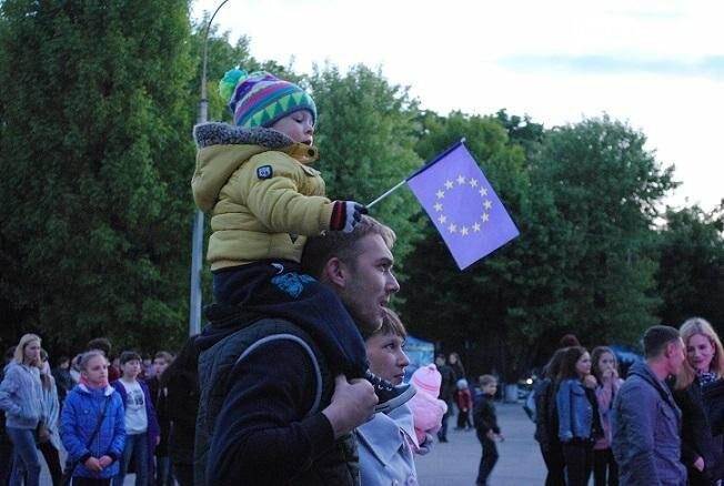 День Європи в Новогродівці, фото-4