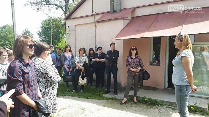 Делегацією Донецької областіІ відвідала молодіжні центри у Луцьку та Києві, фото-2