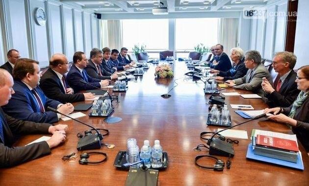 Визит Порошенко в США: проведено восемь встреч на топ-уровне, фото-4