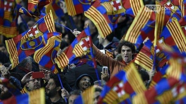 """Болельщики """"Барселоны"""" требуют отставки президента клуба, фото-1"""