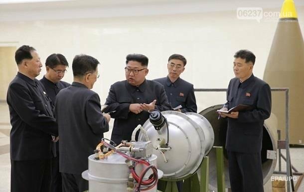 Мощность бомбы КНДР оценили в 100 килотонн, фото-1