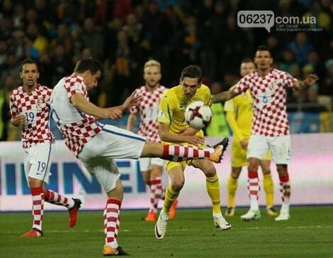 Украина - Хорватия 0:2, фото-2