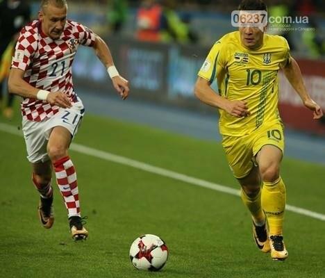 Украина - Хорватия 0:2, фото-3