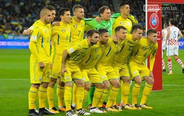 Украина - Хорватия 0:2, фото-5