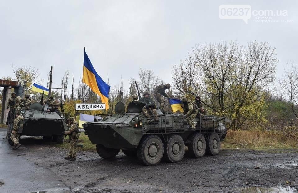Порошенко заверил жителей Авдеевки, что сделает все для деоккупации украинских территорий, фото-6