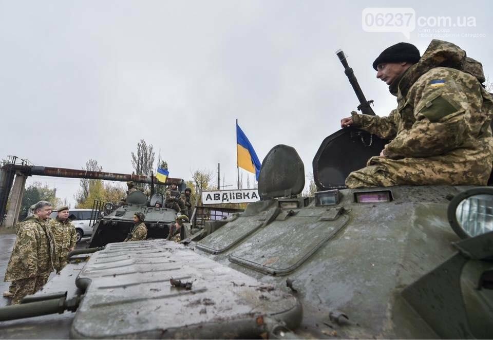 Порошенко заверил жителей Авдеевки, что сделает все для деоккупации украинских территорий, фото-5