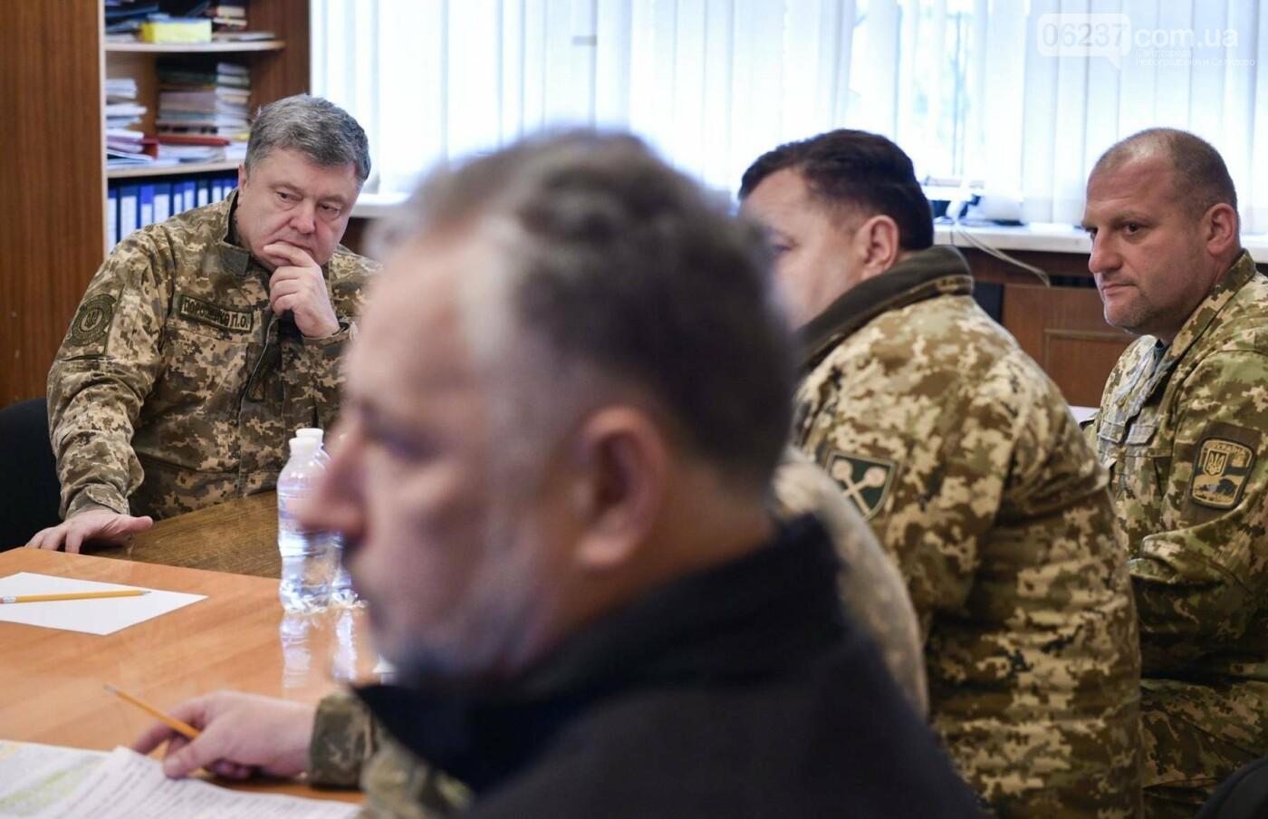 Порошенко заверил жителей Авдеевки, что сделает все для деоккупации украинских территорий, фото-3