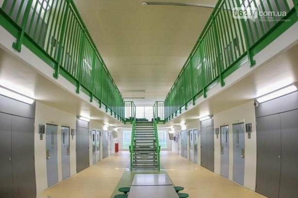Самая комфортабельная тюрьма в Великобритании , фото-7