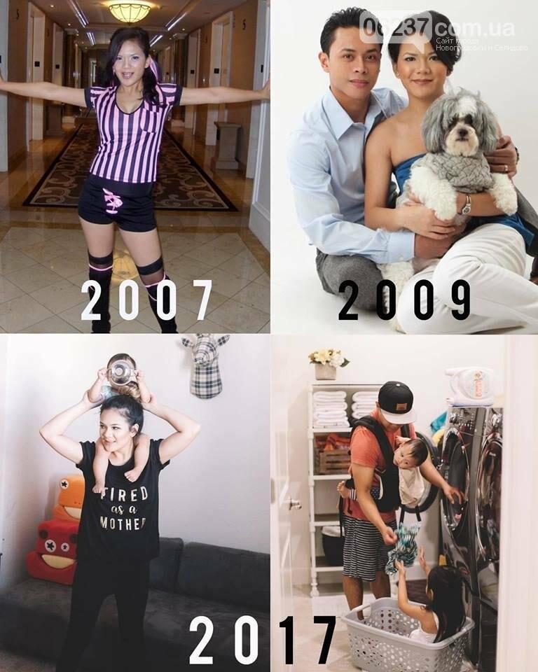 До і після дітей: новий флешмоб #GotToddlered, фото-4