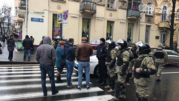 В МВД резко отреагировали на задержание сына Авакова детективами НАБУ, фото-1