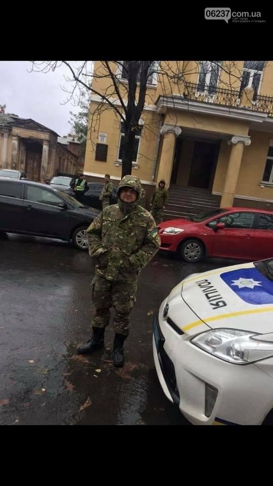 В МВД резко отреагировали на задержание сына Авакова детективами НАБУ, фото-5
