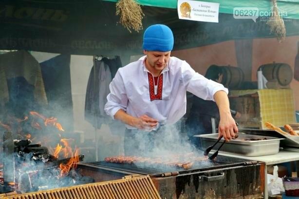 В Болграде Одесской области состоялся международный винный фестиваль, фото-2