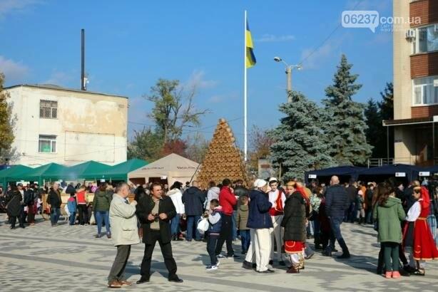 В Болграде Одесской области состоялся международный винный фестиваль, фото-14