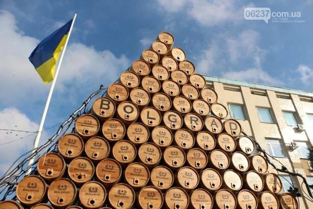 В Болграде Одесской области состоялся международный винный фестиваль, фото-15