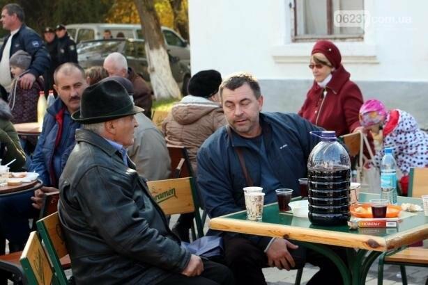 В Болграде Одесской области состоялся международный винный фестиваль, фото-13