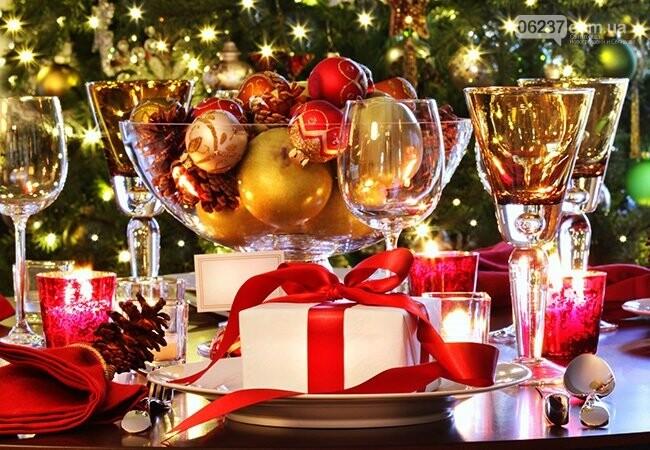 Вот как правильно накрыть новогодний стол на этот раз, фото-3