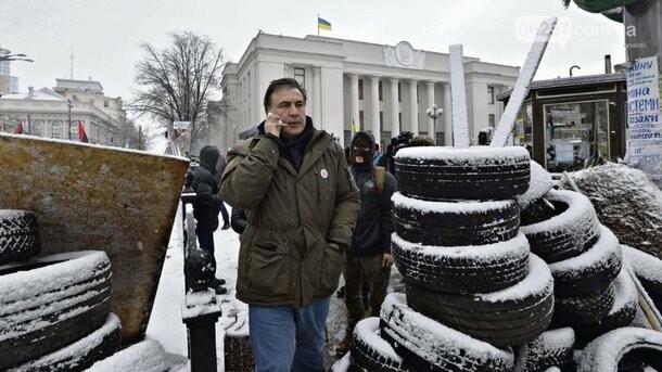 """Саакашвили """"набегал"""" на четыре уголовные статьи, фото-1"""