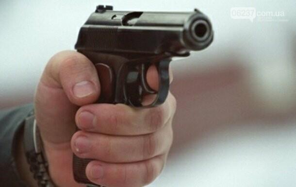 Под Харьковом обстреляли полицейский автомобиль, фото-1