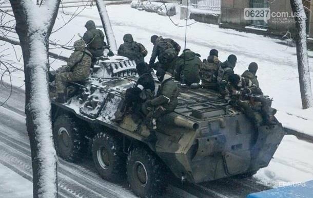 Сепаратисты нарушили новогоднее перемирие – штаб, фото-1