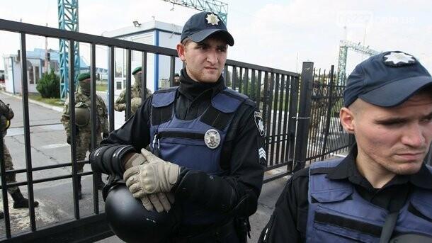 VIII сессия Верховной Рады: копов внесут в базу, а штрафы за неповиновение пограничникам повысят в 10 раз, фото-1