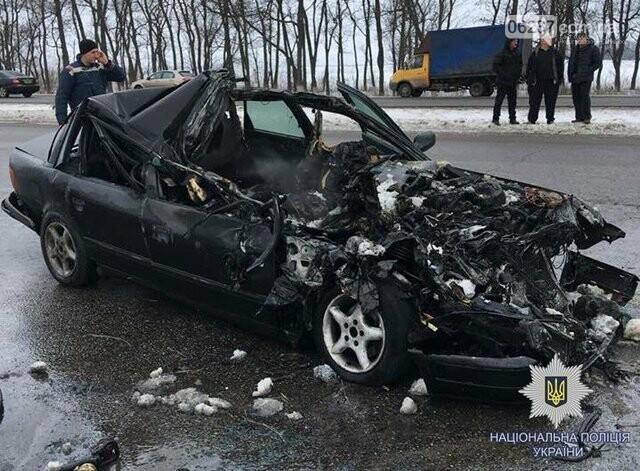 Страшная авария в Харькове: погибли четыре человека, фото-3