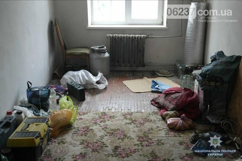 В Селидовому жінка вдарила ножем свого співмешканця на очах у власної дитини, фото-2