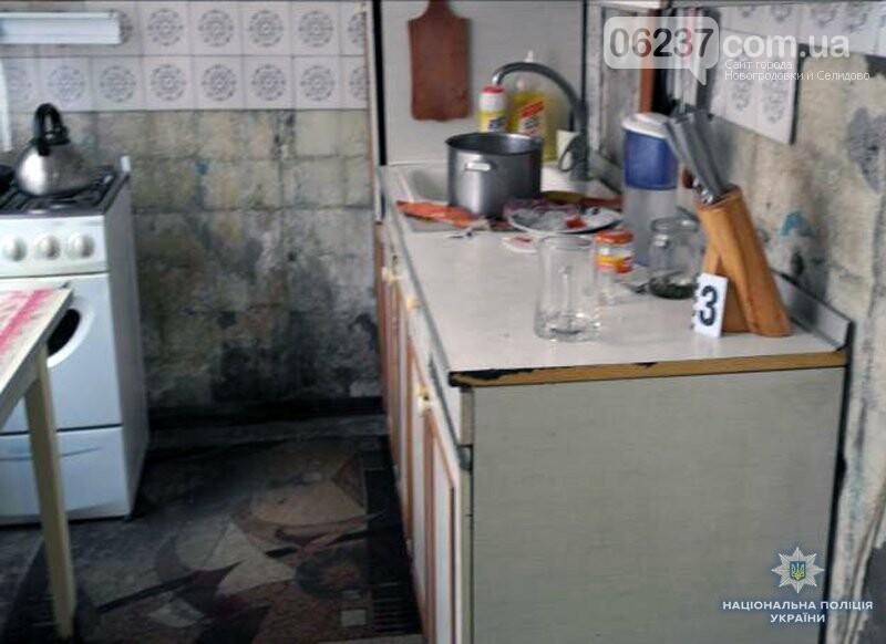 В Селидовому жінка вдарила ножем свого співмешканця на очах у власної дитини, фото-3