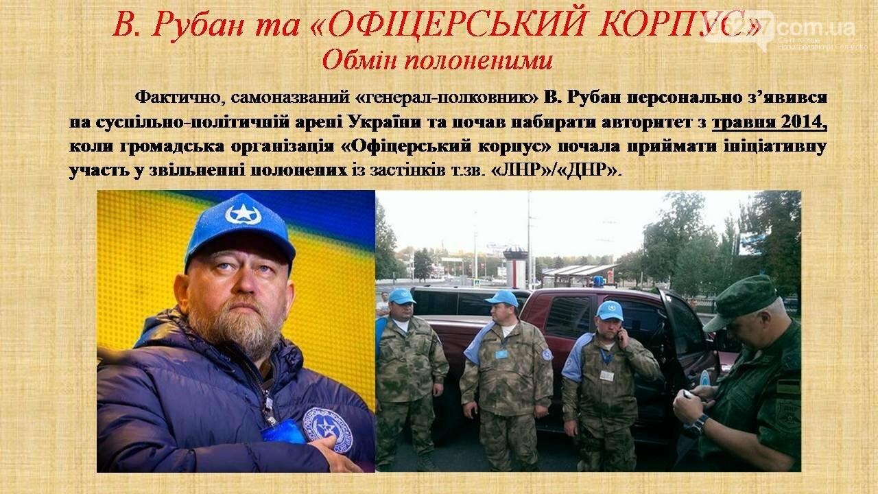 СБУ: Рубан – российский политический проект, фото-20