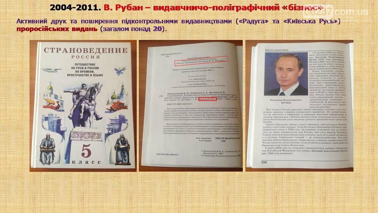 СБУ: Рубан – российский политический проект, фото-3