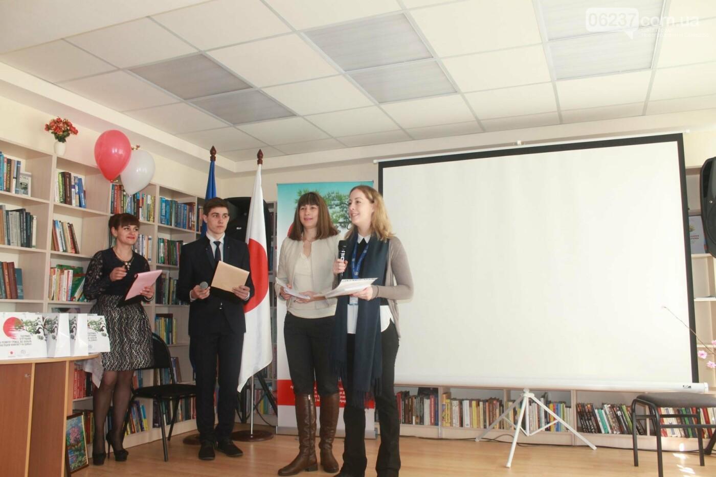 Открытие библиотеки в Новогродовке в рамках проекта Международной организации по миграции, фото-6