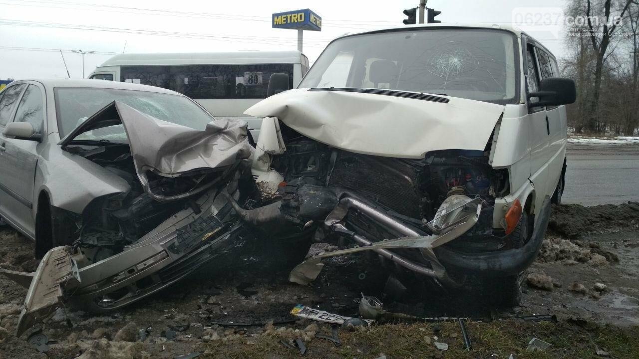 Два человека погибли и пять пострадали в результате ДТП в Запорожье, фото-1