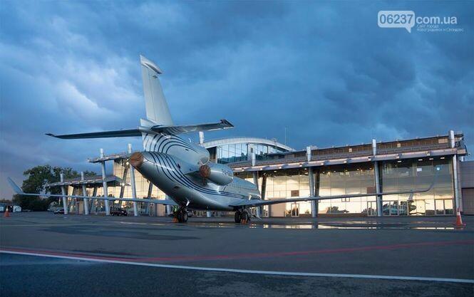 "Аэропорт ""Киев"" закрыт до 01.00 15 июня из-за аварии самолёта Bravo Airways при посадке, пострадавших нет, фото-1"