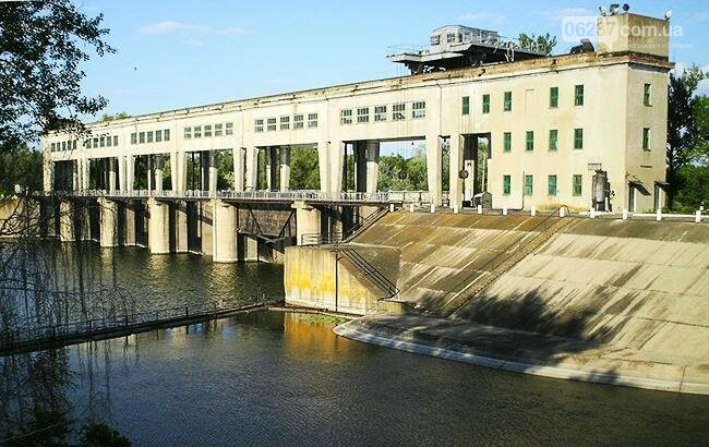 Донецкая фильтровальная станция временно прекратит работу из-за ремонта, фото-1