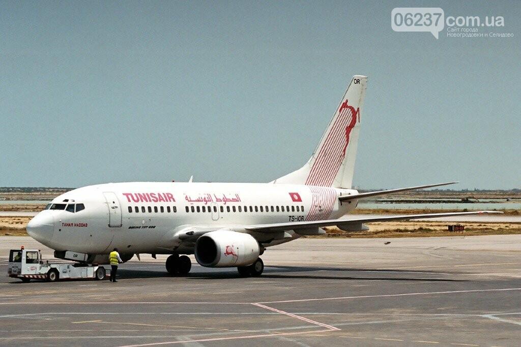 Из Туниса вылетел первый самолет с застрявшими украинскими туристами, фото-1