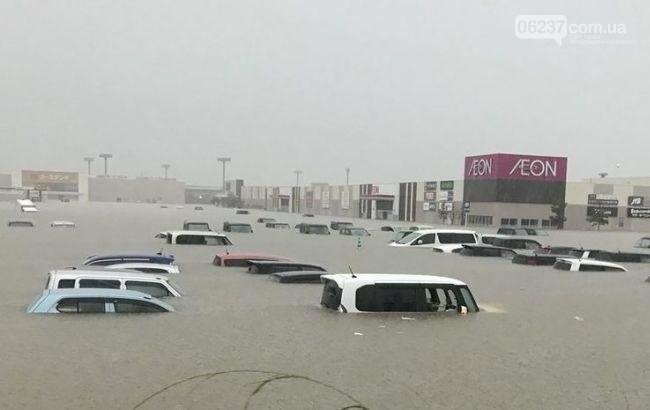 В Японии число жертв в результате наводнения возросло до 51 , фото-1
