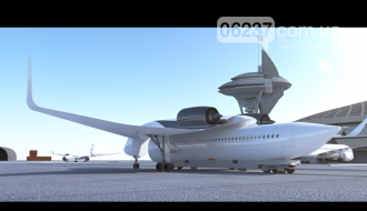 Во Франции инженеры показали «летающий поезд», фото-1