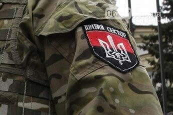 Бойцы «Правого сектора» показали, как воюют с боевиками «ЛДНР», фото-1
