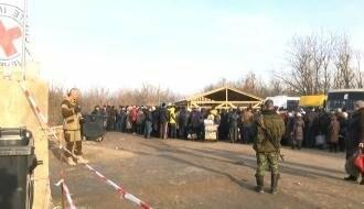 В Донбассе временно прекратят пропуск граждан через КПП «Станица Луганская», фото-1