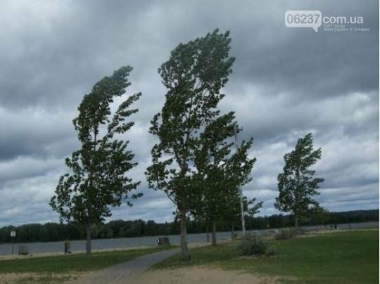 В Днепропетровской области объявлено штормовое предупреждение, фото-1