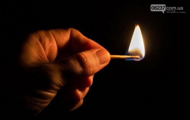В центре Симферополя активист устроил акт самосожжения, фото-1