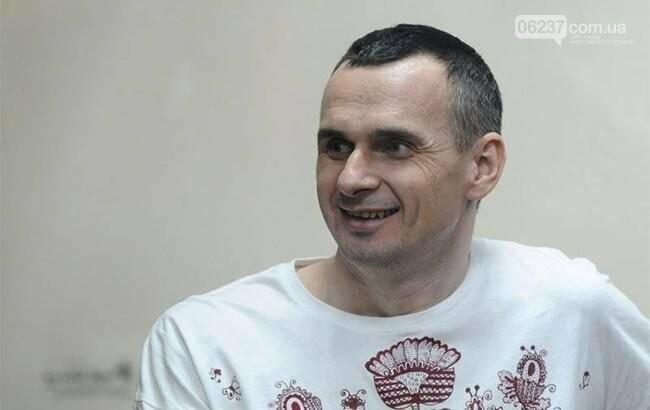 Сенцова в медчасти колонии в Лабытнанги посетил священник, фото-1
