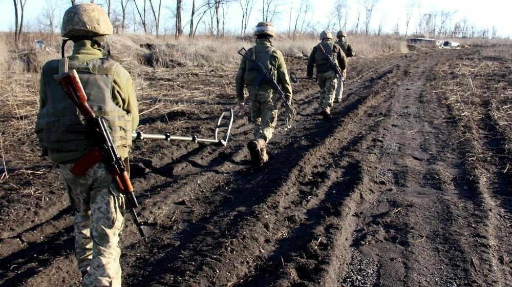 В Донецкой области ведется разминирование и готовится закон о противоминной деятельности, фото-1