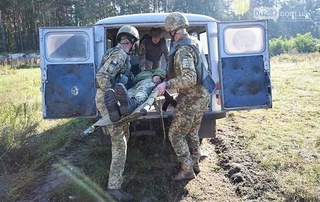 На Донбассе ранен украинский военный, - ООС, фото-1