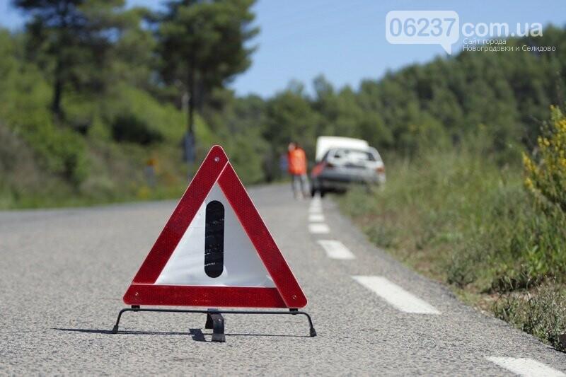В Полтавской области в ДТП погибла женщина, травмированы двое детей, фото-1