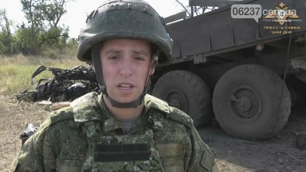 «Урал» боевиков в темноте заехал на собственное минное поле и подорвался, фото-1