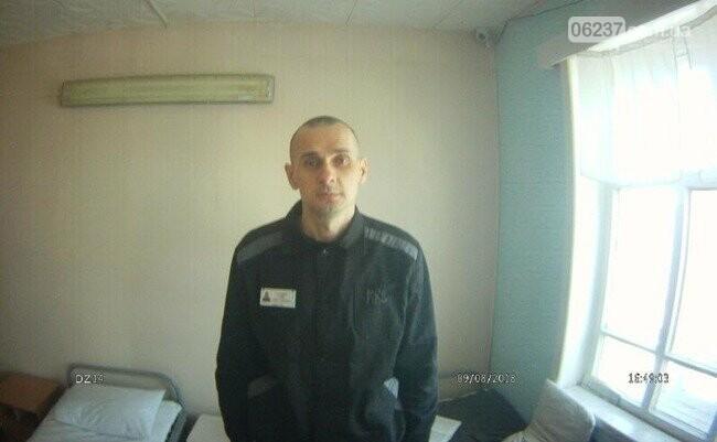 Российские тюремщики опровергли информацию о том, что Сенцов покинул колонию, фото-1