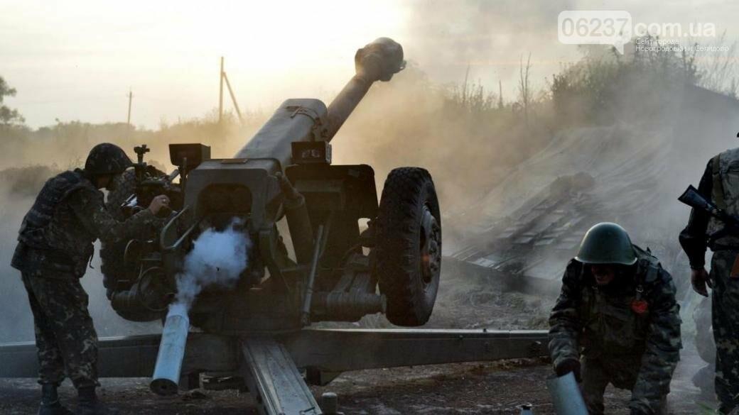 Боевики обстреляли позиции ВСУ из запрещенного вооружения: у сил ООС потери, фото-1