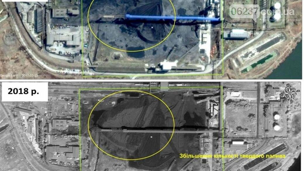 В сеть выложили фото разворованного боевиками промышленного гиганта Донбасса, фото-1