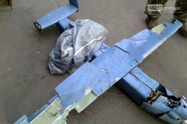 Военные сбили в зоне ООС российский беспилотник, фото-1
