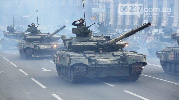 """""""Куда ушел военный сбор?"""" Насколько новую технику покажут на параде в День Независимости, фото-1"""